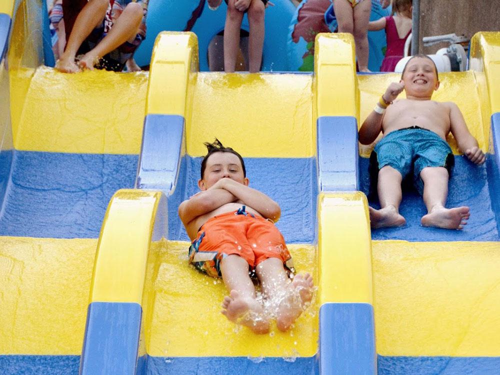 Little Dipper at Cherry Hill Water Park, Family Fun Center & Camping Resort
