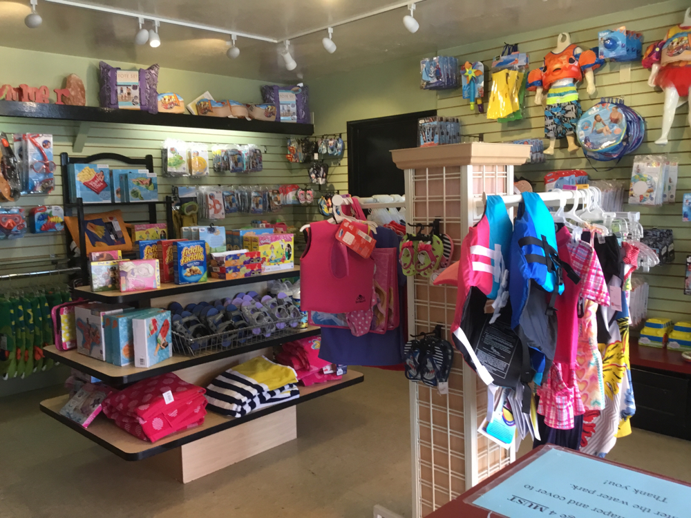 Cherry Blossom Gift Shop | Cherry Hill Water Park