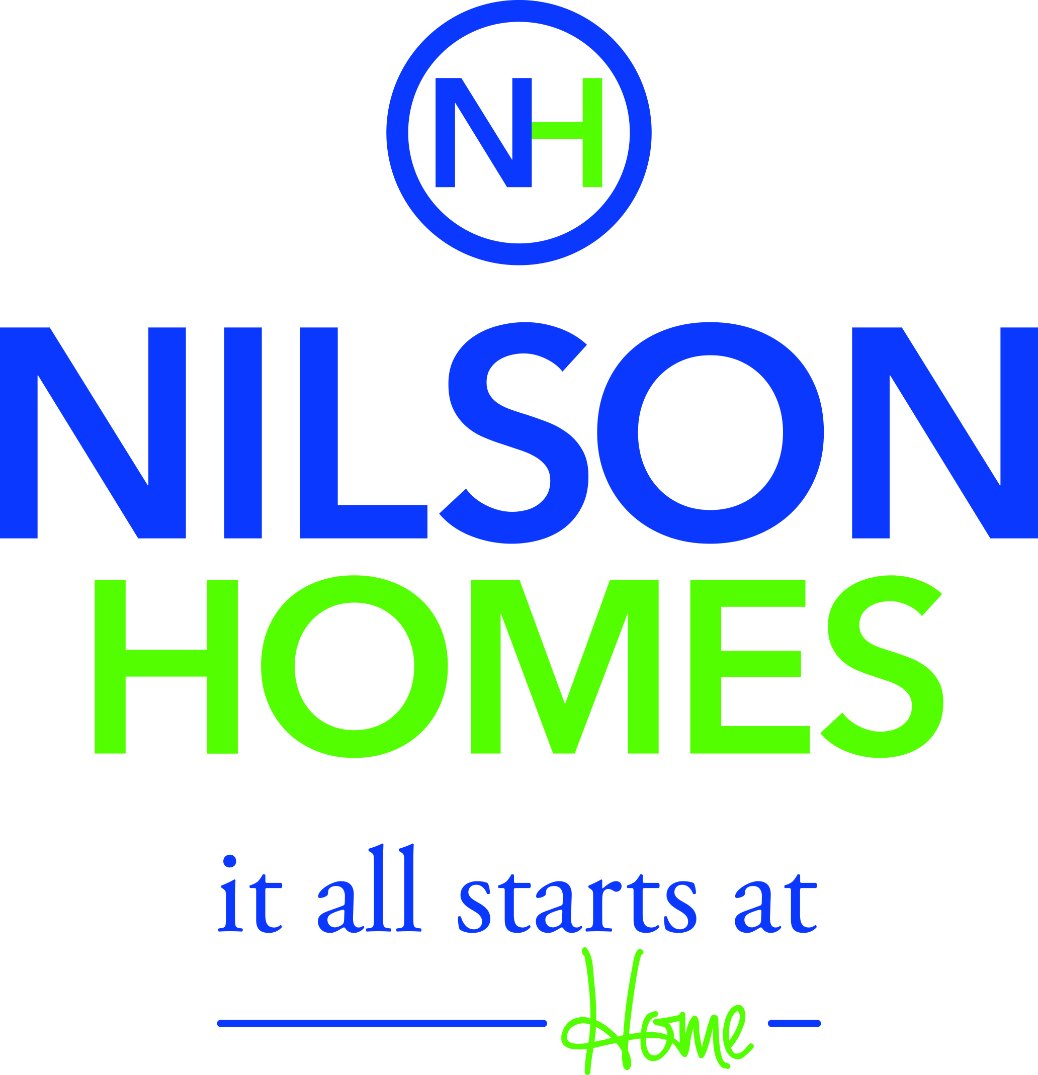 Nilson Homes | Cherry Hill Water Park Sponsor Logo