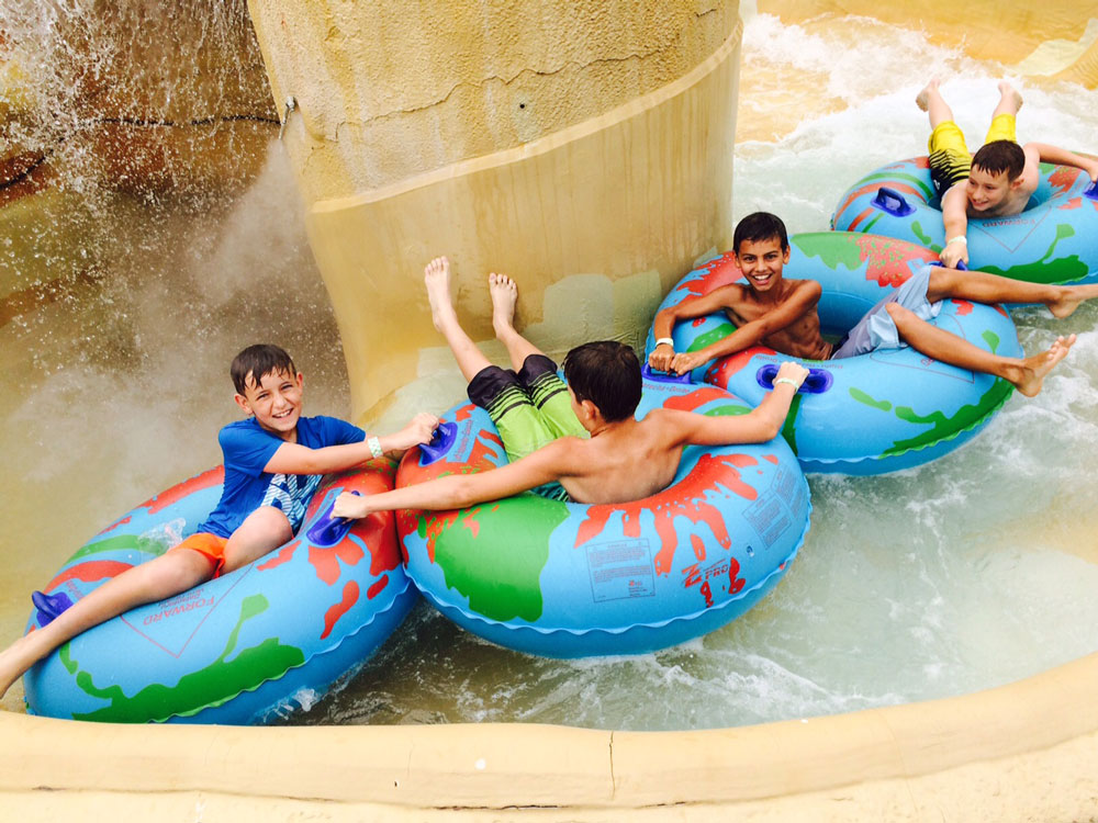 Cardiac Canyon at Cherry Hill Water Park, Family Fun Center & Camping Resort