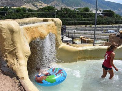 Cardiac Canyon at Cherry Hill Water Park, Family Fun Center & Camping Resort