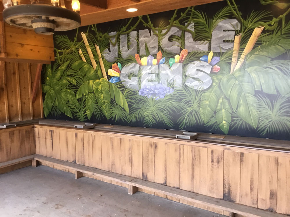Jungle Gems | Cherry Hill Water Park