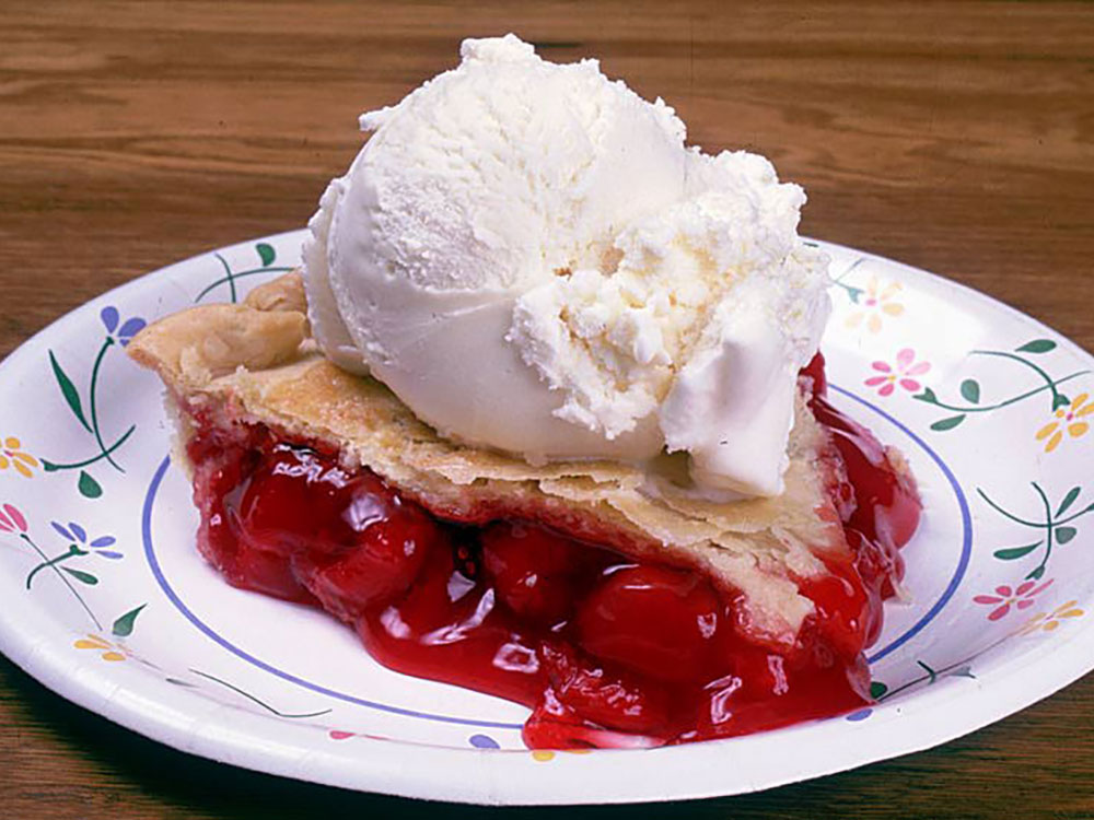 Cherry Pie at Cherry Hill Water Park, Family Fun Center & Camping Resort