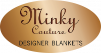 Minky Couture Designer Blankets | Cherry Hill Water Park Sponsor Logo
