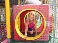 Hamster Haven Playground at Cherry Hill Water Park, Family Fun Center & Camping Resort