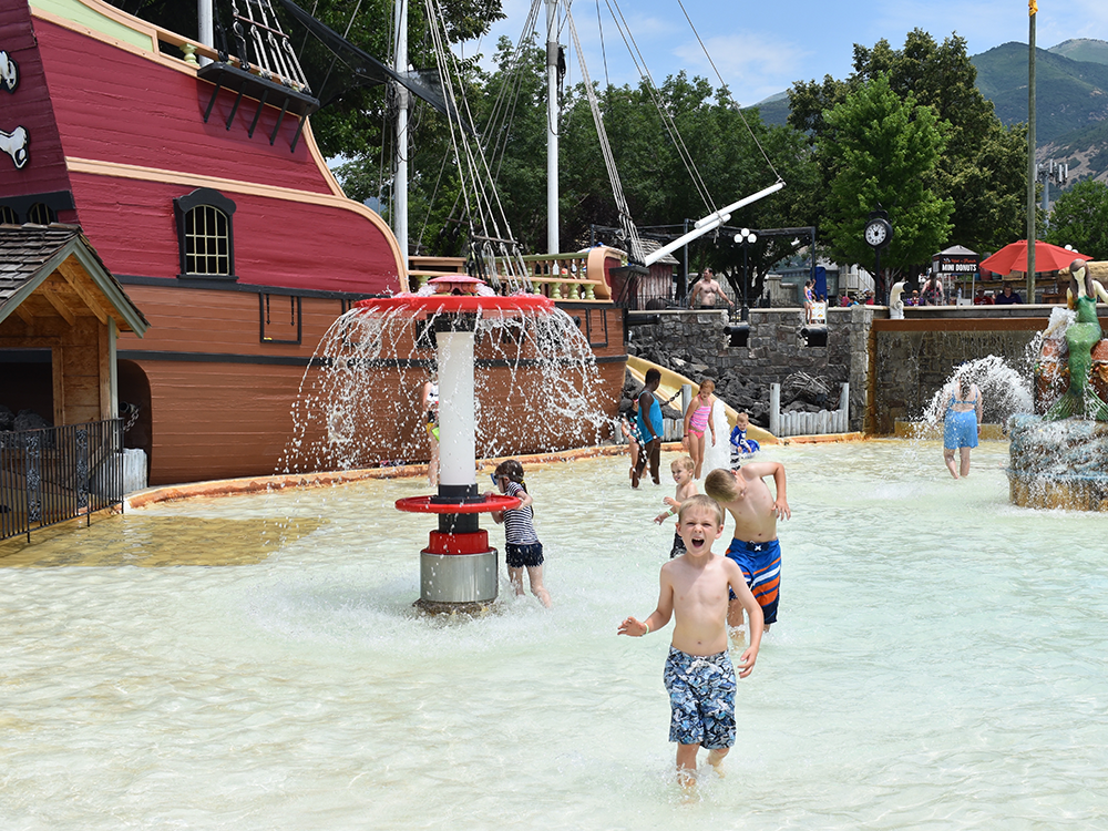Pirates Cove at Cherry Hill Water Park, Family Fun Center & Camping Resort